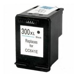 Náplň HP 300XL - černá alternativní CC641EE - 800 stran