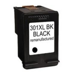 Náplň HP 301XL - černá kompatibilní CH563EE - 480 stran
