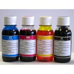 Inkoust Inksys pro Brother, barva modrá 100 ml
