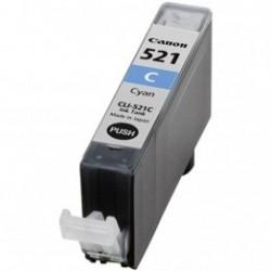 Náplň Canon CLI-521C - modrá 100% nová