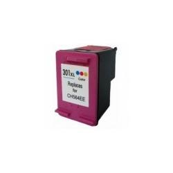 Náplň HP 301XL - barevná kompatibilní CH564EE - 480 stran
