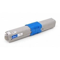 Toner kompatibilní OKI C510 (44469724) modrý 5000 kopií
