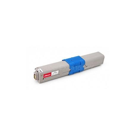Toner kompatibilní OKI C5600, C5700 (43381906) červený 2000 kopií